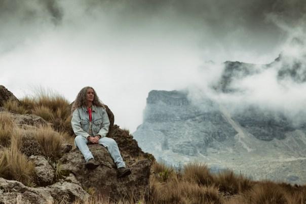 Día Internacional de la Mujer: Retrato de Esperanza Salazar. Foto: Luis Colchado.