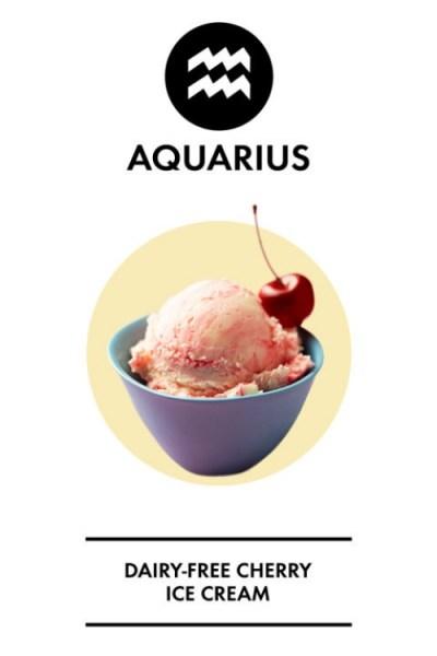 吃冰不只能測運勢還能星座分析!十二星座的專屬冰品菜單