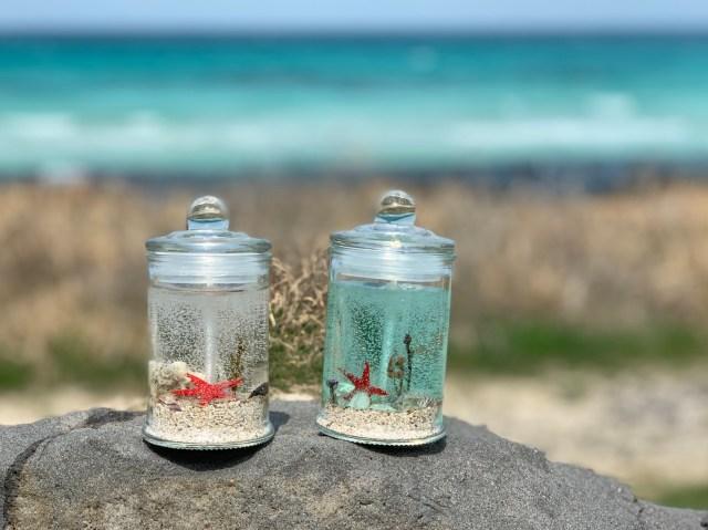 濟州島:海洋蠟燭DIY