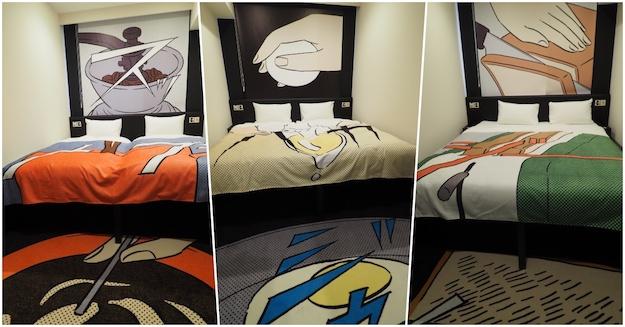 HOTEL TAVINOS 房間