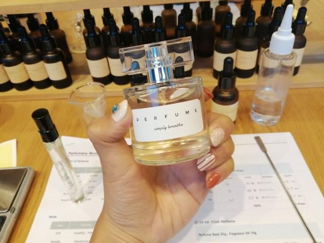 北村韓屋香水 DIY 體驗