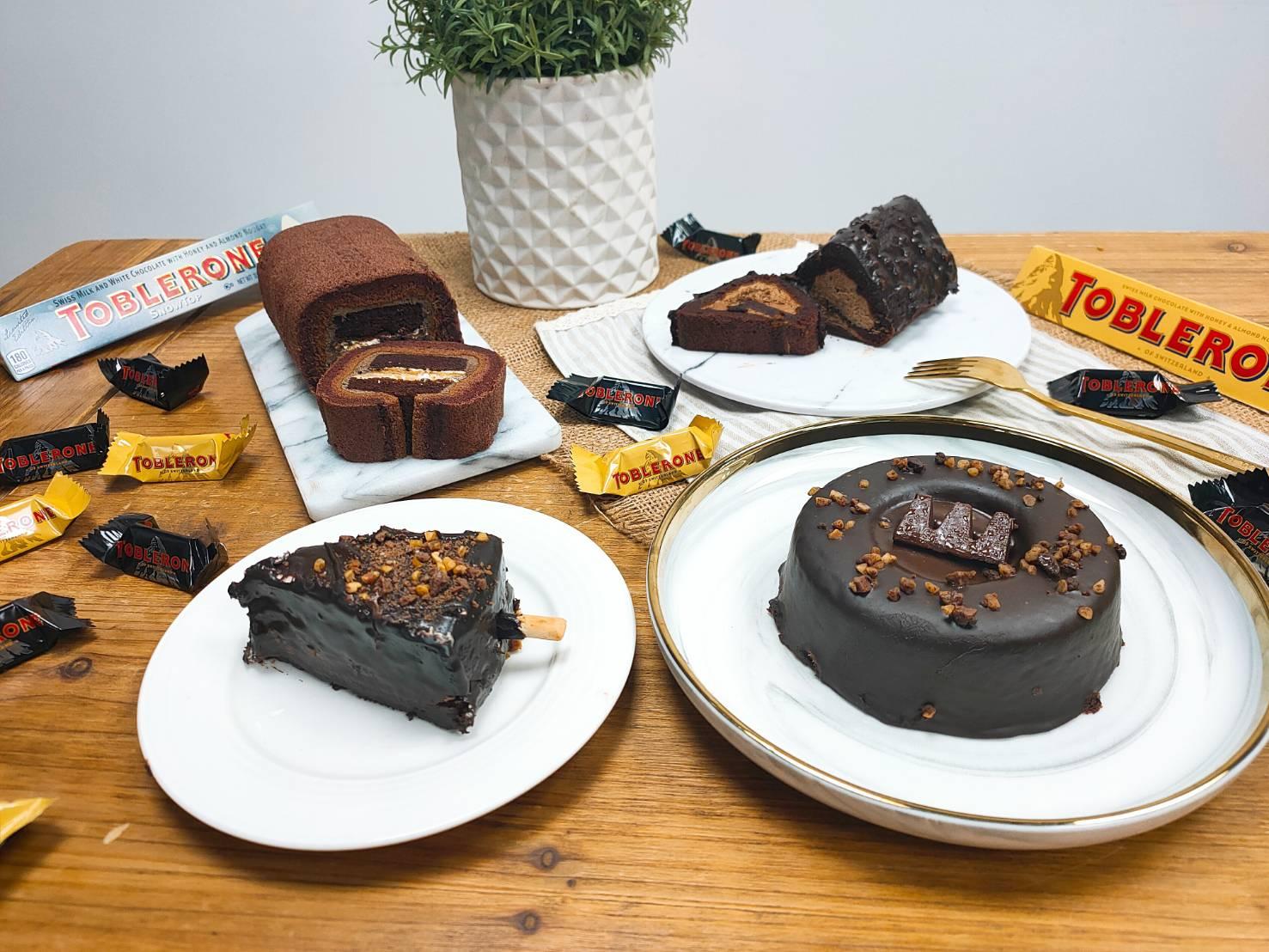 「全聯×TOBLERONE」4款聯名新甜點!購買指定商品再抽三角巧克力巨型抱枕 | 全聯、TOBLERONE、聯名、甜點、三角 ...