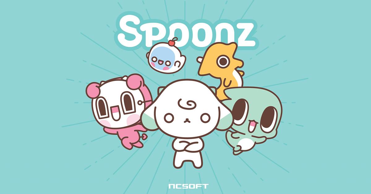 同伴居然是釣魚釣到的?可愛呆萌又無厘頭的Spoonz角色故事大公開!   Spoonz、BT、Slime、Cindy、Diabol   生活發現 ...
