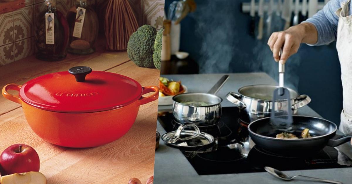 媽媽炒菜的鍋具安全嗎?不沾鍋、不鏽鋼鍋、鐵鍋優缺點專家告訴你 | 食安、不沾鍋、不鏽鋼鍋、鑄鐵鍋、鍋 ...