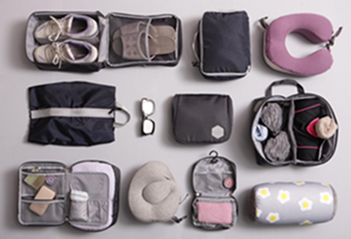 [新聞稿]如何打造完美出遊收納術?靠生活工場旅行小物就對了 | 生活工場,收納包,記憶頸枕,旅行袋,生活 ...