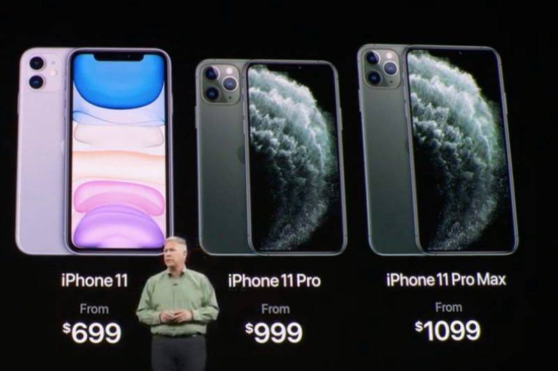 iPhone 11炒價