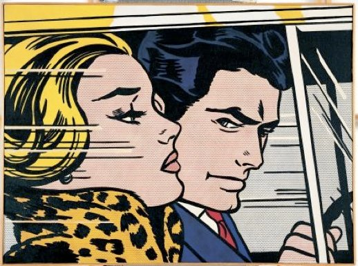 Roy Lichtenstein Pop Art