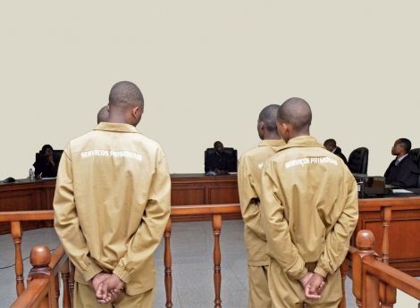 Há cada vez mais crianças envolvidas em crimes em Luanda
