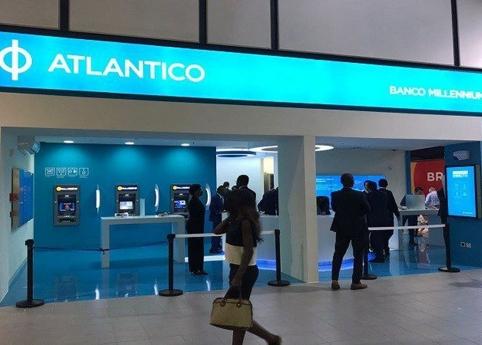 Banco Millenium Atlântico ultrapassa 1,3 milhões de clientes