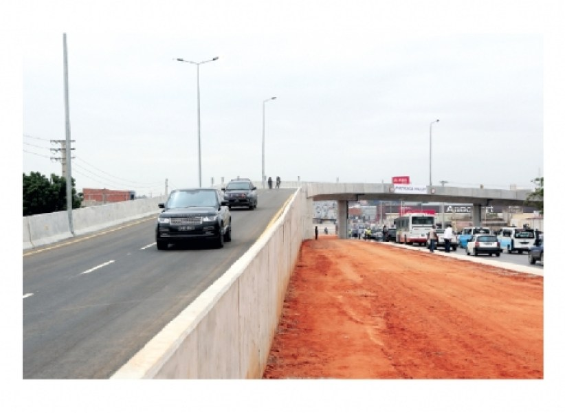 Luanda constrói 40 viadutos