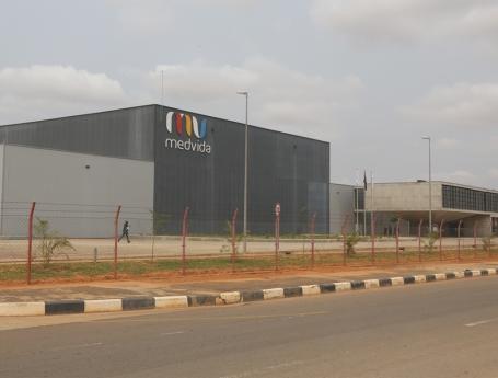 Fábrica de alumínio exporta bens para o Congo e Namíbia