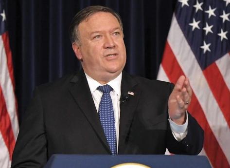 EUA aceita dialogar com as autoridades do Irão