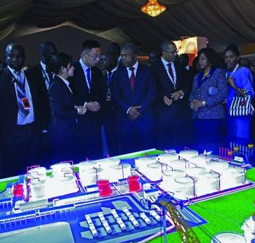 Petrolíferas encorajadas a investir em Angola