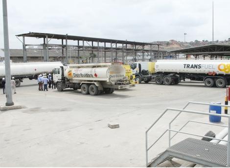 Distribuição de combustível chega a todos os municípios