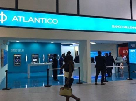 Atlântico anuncia fundos disponíveis para emprestar