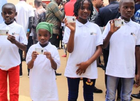 Mais de 25 mil crianças têm pela primeira vez Bilhete de Identidade (BI)