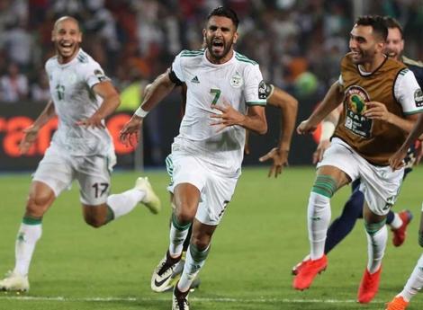 Argélia sagra-se campeã do CAN 2019