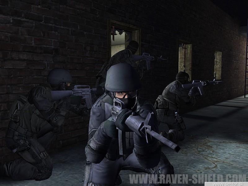Raven Shield shtos   Sector