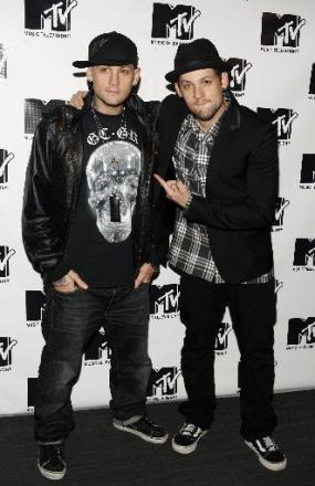 "Benji (left) and Joel Madden. Benji Madden is feeling ""fine"" after his"