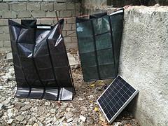 Putting the sun to work in Haiti