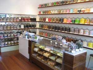 Inside Russian Hill's The Candy Store
