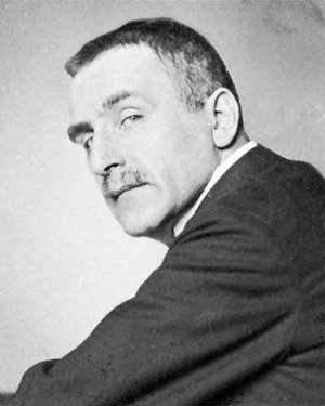 Frank Wedekind, radical writer and unlikely rock music muse.
