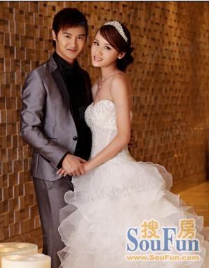 韓國明星夫妻秀圖片
