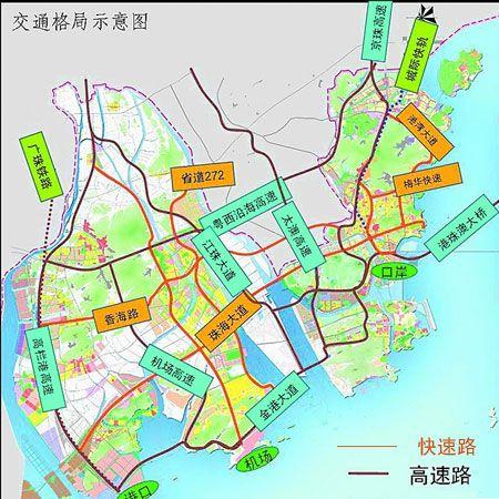 珠海三維立體地圖展示_地圖分享