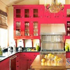 Kitchen Step Contemporary Faucet 10款彩色橱柜设计造就好色厨房一步打造时尚家居 家居快讯 昆明房天下家居装修 厨房一步