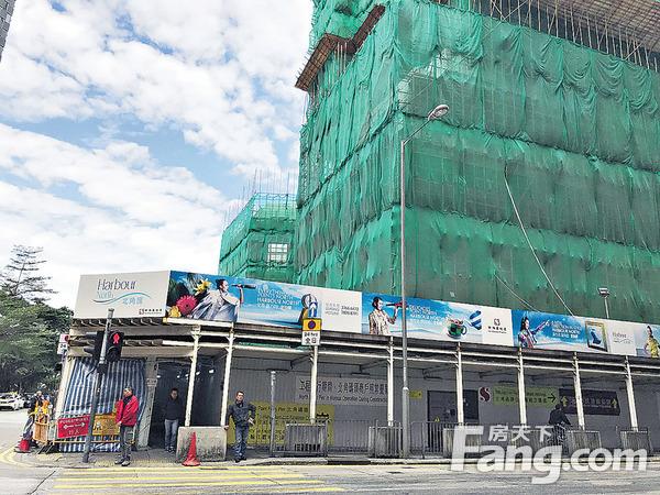 恒地北角君譽峰位於馬寶道3號新盤全面睇-香港地產網