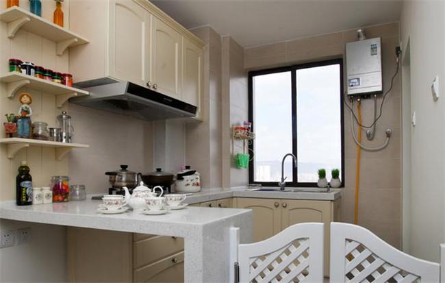 small kitchen remodels pre made cabinets 4平米小户型厨房有新招33套迷你厨房装修改造方案 家居快讯 郑州房天下 你