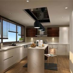 Designing Kitchens Grey Kitchen Backsplash 30款厨房装修设计效果图新厨房设计灵感有了 家居快讯 广州房天下家居装修 厨房装修设计效果图厨房装修厨房设计