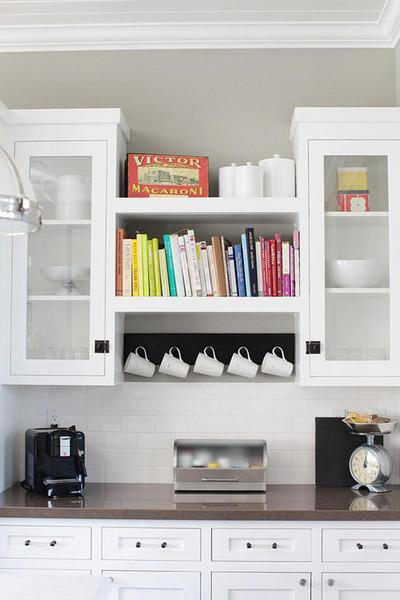fall kitchen decor color paint cabinets 秋季厨房装修15个创意设计效果图助你爱上厨房装修 家居知识 房天下家居装修