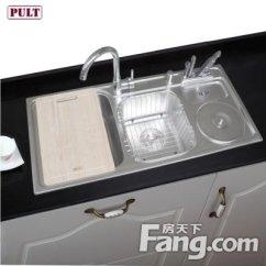 Kitchen Sink Rack Gold 厨房刀架槽怎么清洗 厨房水槽选购方法 房天下装修知识