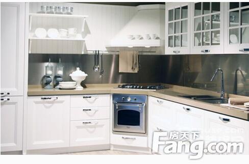 kitchen cabinet painting cost outdoor prices 钢琴烤漆优缺点分析 橱柜选购要点有哪些 房天下装修知识 厨柜烤漆成本