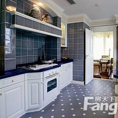 Kitchen Floor Tile Lowes White Sink 厨房地砖颜色风水禁忌 厨房地砖应该用什么颜色好 房天下装修知识 厨房地砖