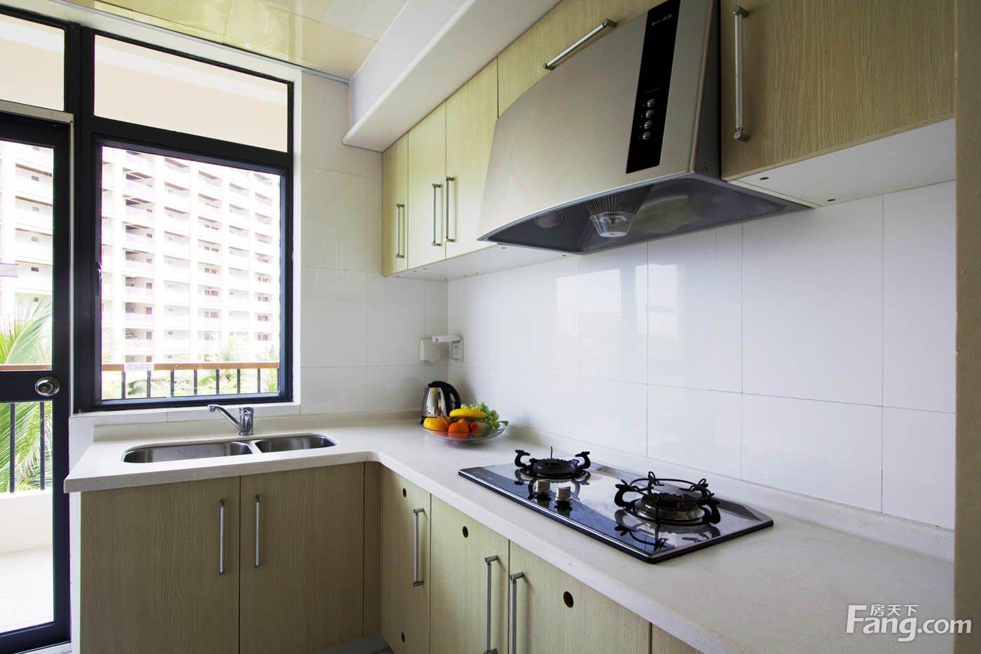 pictures for kitchen wall top mount sink 如何选择厨房墙面玻璃厨房墙面材料有哪些 家居知识 房天下家居装修