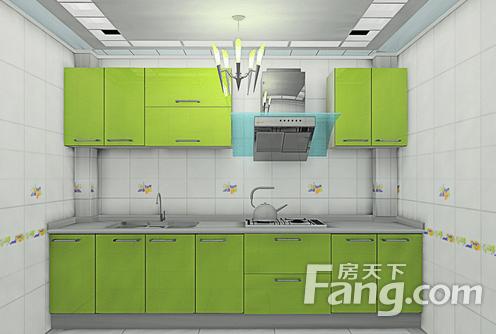kitchen cabinet reface mop 厨房橱柜颜色选什么好 厨房橱柜什么颜色好看 家居知识 房天下家居装修