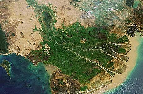 thủy điện, phù sa, suy giảm, sông Mekong, Đồng bằng, Sông Cửu Long, thiệt hại