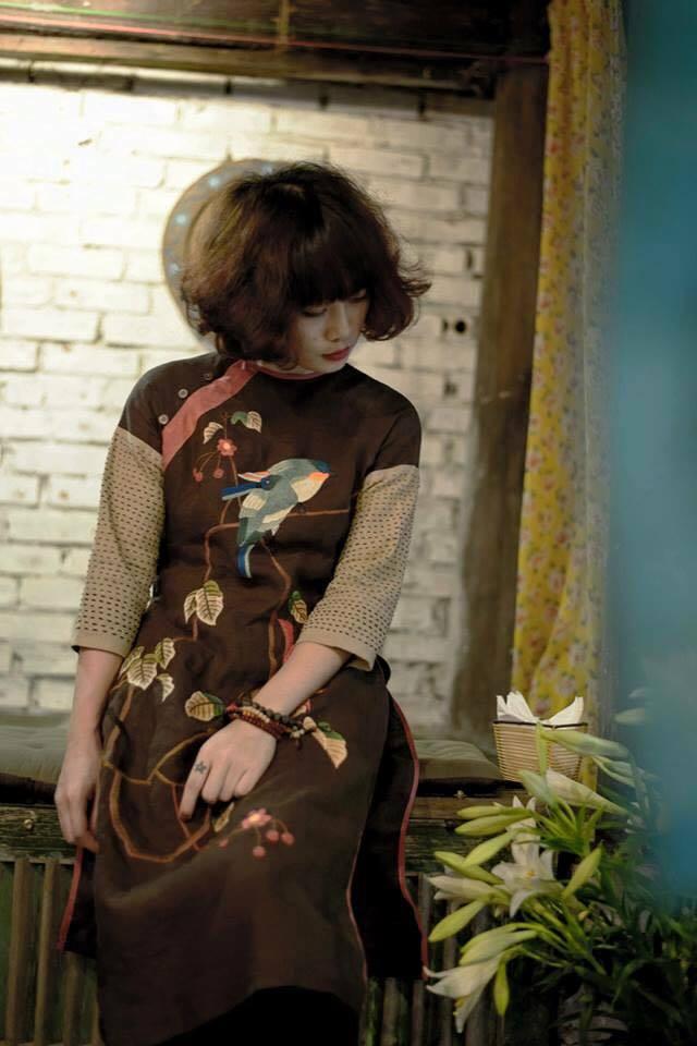 áo dài, thời trang,                                              đón tết