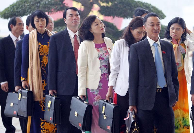 Đại hội Đảng 12, ủy viên trung ương