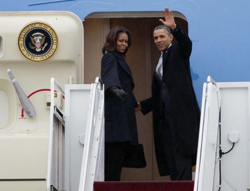 Mỹ, Obama, công du, bí mật, giải mã, Không lực 1, an ninh, phong tỏa