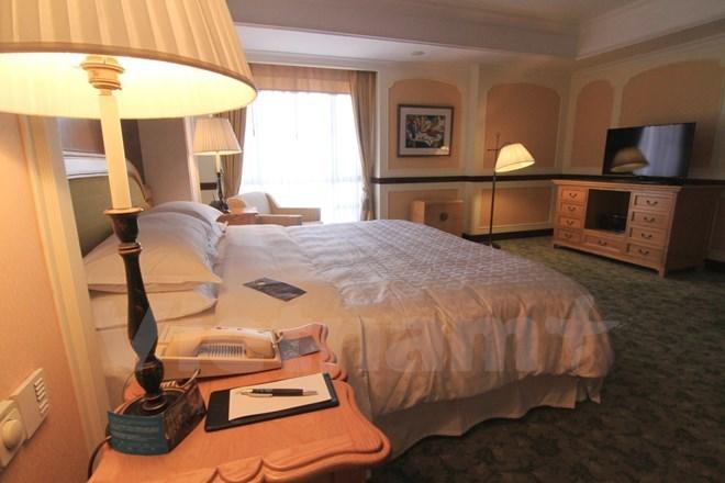 phòng tổng thống, khách sạn, Hà Nội, nguyên thủ quốc gia, minh tinh màn bạc, căn phòng