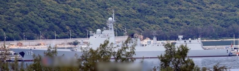 Trung Quốc, tàu chiến, Biển Đông, vụ kiện Biển Đông, tòa án quốc tế