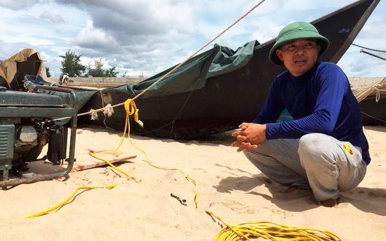 cá chết hàng loạt tại miền trung, ngư dân, Formosa