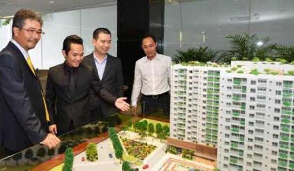 Nhật bản, bất động sản việt nam, nhà đầu tư nhật bản, quỹ đầu tư nhật, Tập đoàn Mitsubishi,