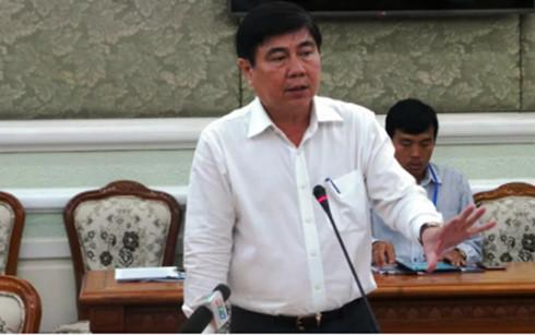 kê khai tài sản, không trung thực, TP.HCM, chủ tịch ubnd Nguyễn thành phong