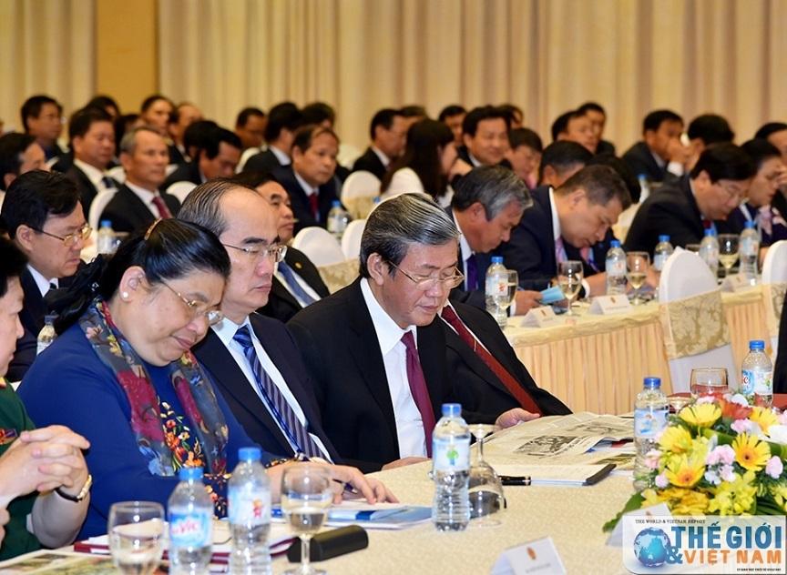ngoại giao, đối ngoại, Tổng bí thư nguyễn phú trọng, hội nghị ngoại giao