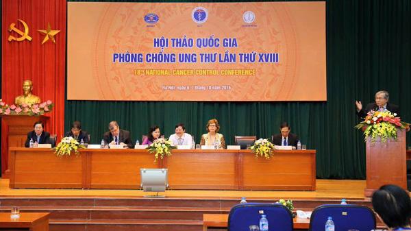 ung thư phổi, tỉ lệ mắc ung thư tại Việt Nam, ung thư vú, chữa khỏi ung thư, bản đồ ung thư thế giới