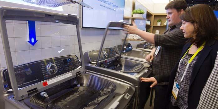 Samsung, thu hồi máy giặt,
